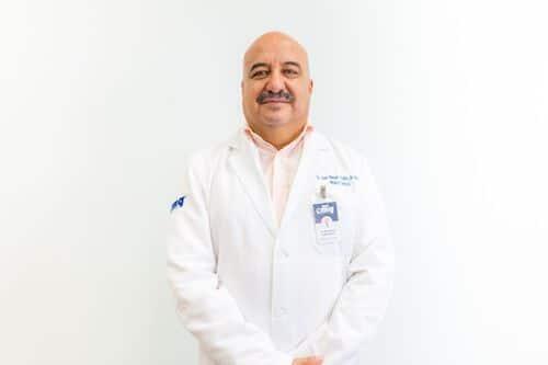 Dr. Juan Manuel Trujillo de Haro