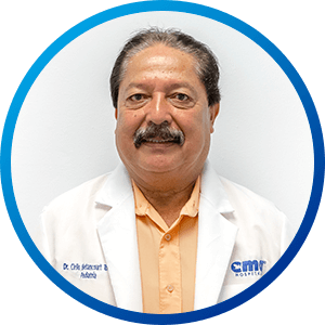 Dr. Cirilo Betancourt, MD. Pediatrics Specialist at Hospital CMQ in Puerto Vallarta