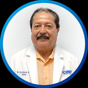 Dr. Cirilo Betancourt Torres, Pediatra