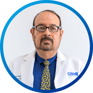Dr. Enrique Arauz, MD. Family Medicine and Primary Care Physician at Hospitals CMQ in Puerto Vallarta & Riviera Nayarit