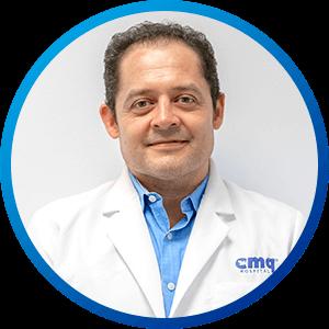 Dr. Javier Diaz, MD. Otolaryngology, ENT at Hospitals CMQ in Puerto Vallarta & Riviera Nayarit