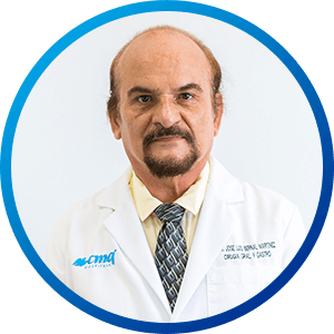 Dr. Jose Luis Bernal, MD. General Surgery Specialist at Hospitals CMQ in Puerto Vallarta & Riviera Nayarit