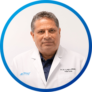 Dr. Luis Villanueva, MD. Traumatology and Orthopedics Specialist at Hospitals CMQ in Puerto Vallarta & Riviera Nayarit