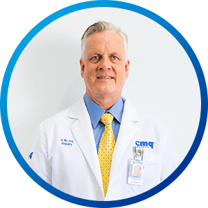 Dr. Max Greig, MD. Traumatology and Orthopedics Specialist at Hospital CMQ in Puerto Vallarta & Riviera Nayarit