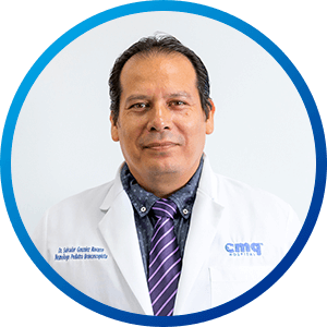 Dr. Salvador Gonzalez, MD. Pediatrics Specialist at Hospital CMQ in Puerto Vallarta & Riviera Nayarit