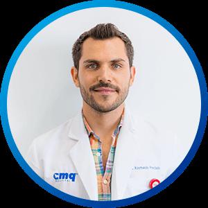 Lic Raymundo Preciado, Nutriologo