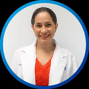Paty Villanueva, Podology Specialist at Hospitals CMQ in Puerto Vallarta & Riviera Nayarit