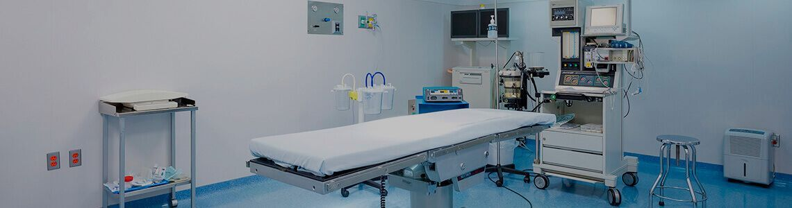 Spacious and fully equipped Operating Rooms Hospital CMQ City Center in Downtown Puerto Vallarta