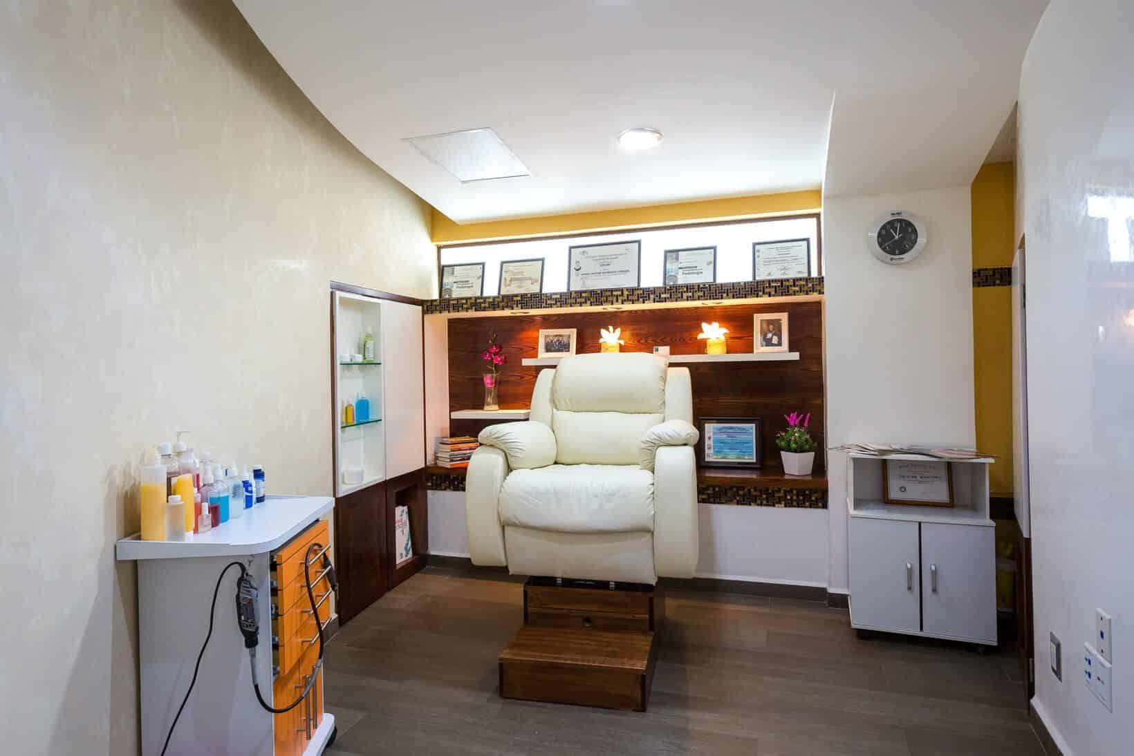 El cuidad de tus pies en Foot Clinic por Paty Villanueva