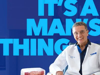Prostate cancer - I'ts a man's thing!