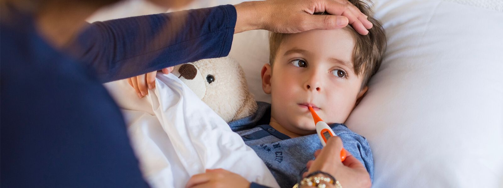 Viral Illnesses in Children and How to Prevent Them