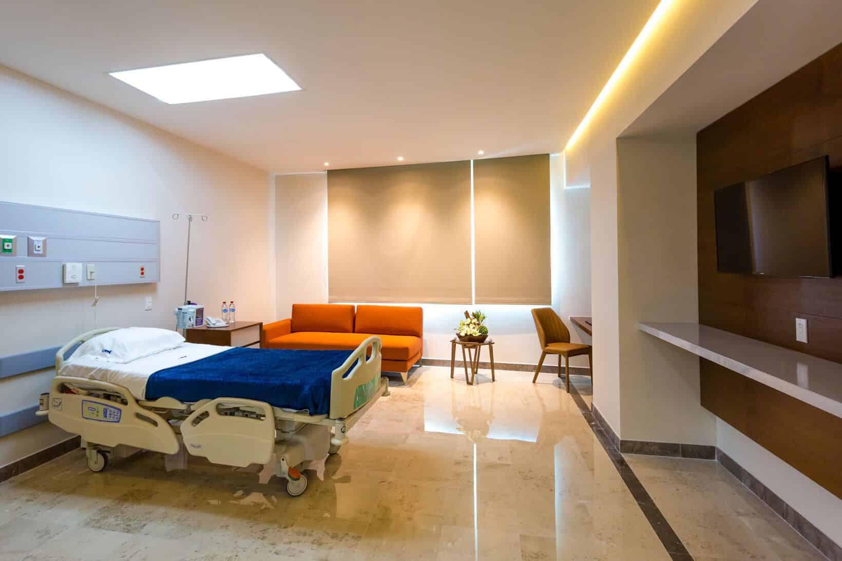Suite Hospital CMQ Riviera NayaritSuite Hospital CMQ Riviera Nayarit