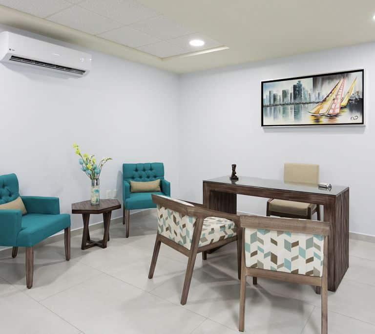 Dr Ricardo Rivera's office