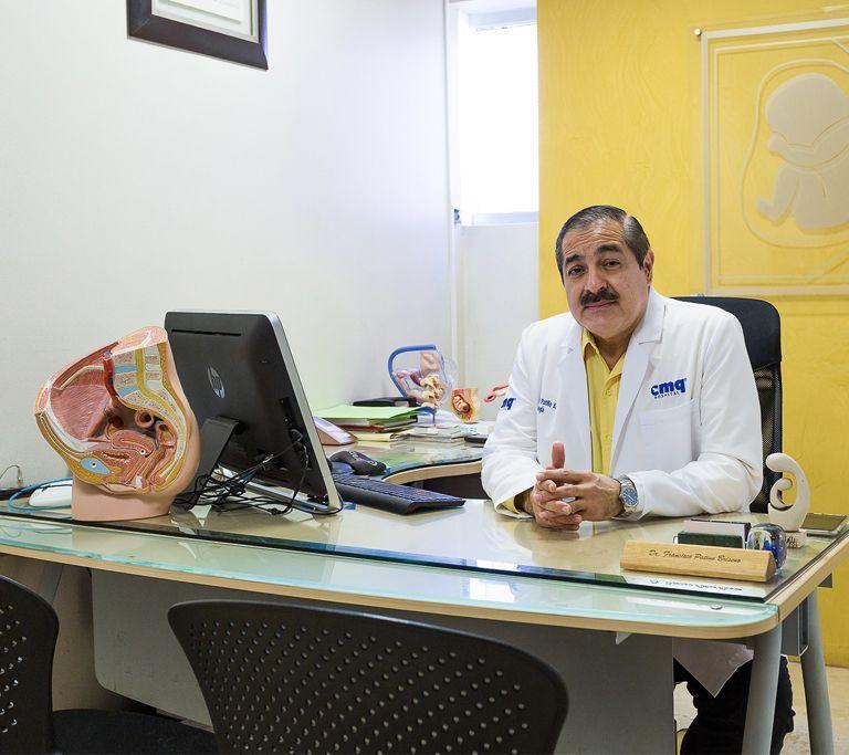 Dr Francisco Patiño