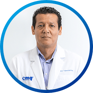 Dr Luis Robles, Specialist in Neurology and Neurosurgery