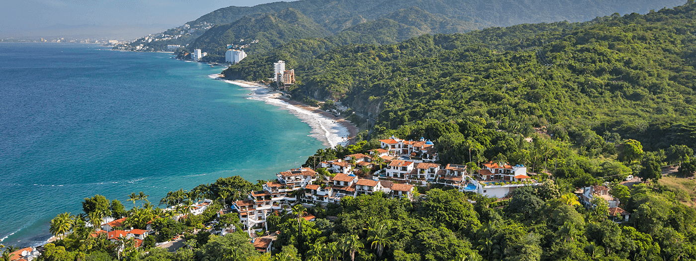 Banderas Bay, one of Mexico's most beautiful