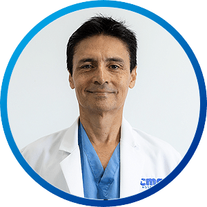 Dr Alfredo Camacho, Medical specialist in Internal Medicine