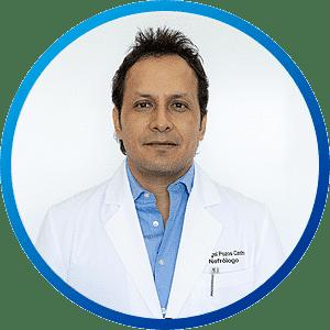 Dr Angel Pozos, Specialist in Nephrology