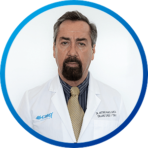Dr Antonio Ramos, Medical Specialist in Thoracic and Cardiovascular Surgery
