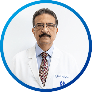Dr Jaime Gonzalez, Medical Specialist in Gynecology and Obstetrics