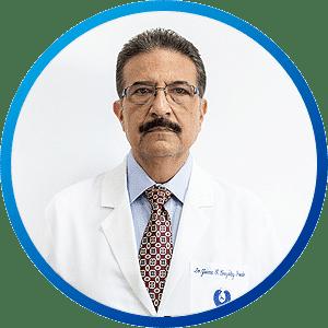 Dr Jaime Gonzalez