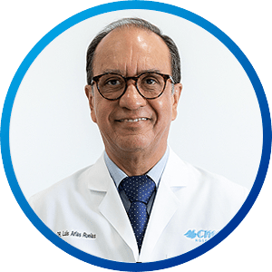 Dr Luis Arias, General Physician