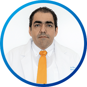 Dr Pablo Robles, Medical Specialist in Traumatology and Orthopedics