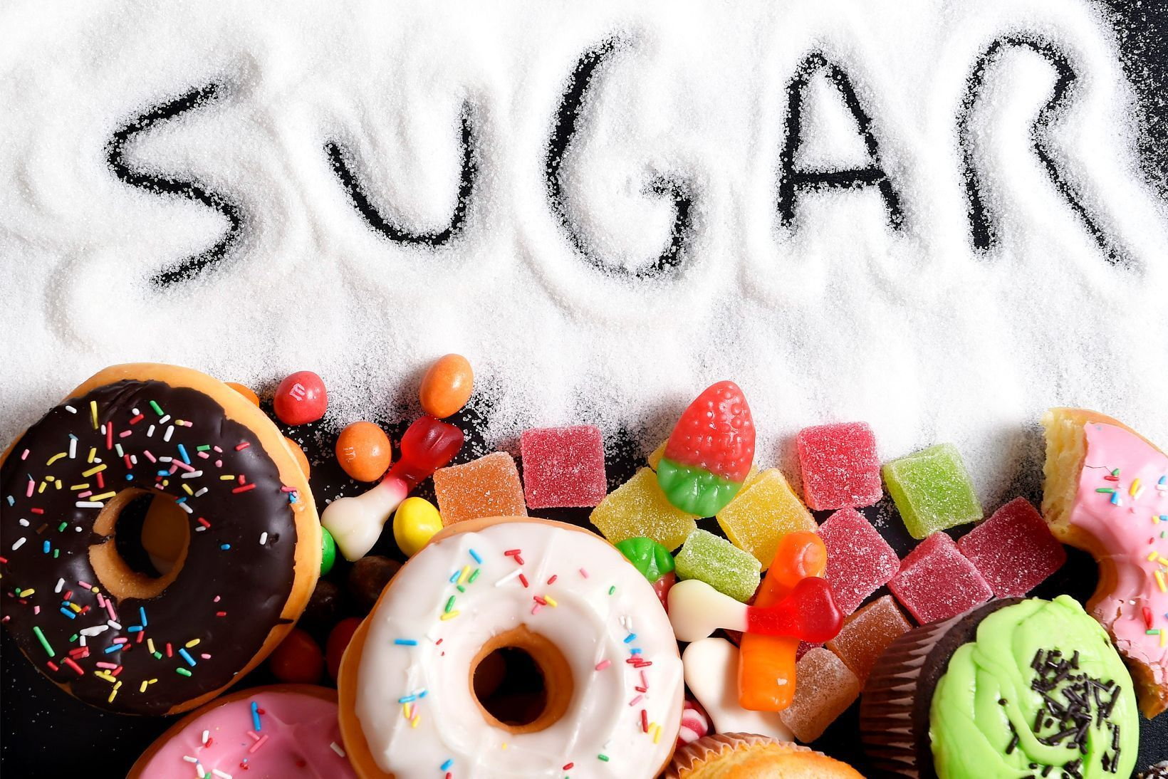 Too Much Sugar? Signs that You Are Consuming too Much Sugar