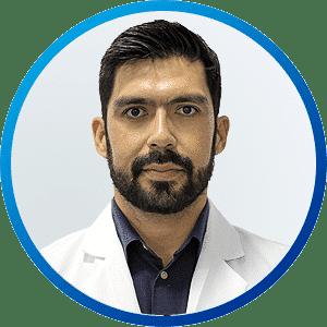 Dr Enrique Rosales, Gastroenterologo