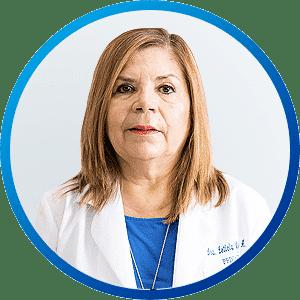 Dra Leticia Aguilar, Medical Specialist in Pediatrics