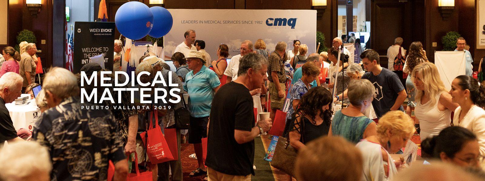 Medical Matters Puerto Vallarta 2019