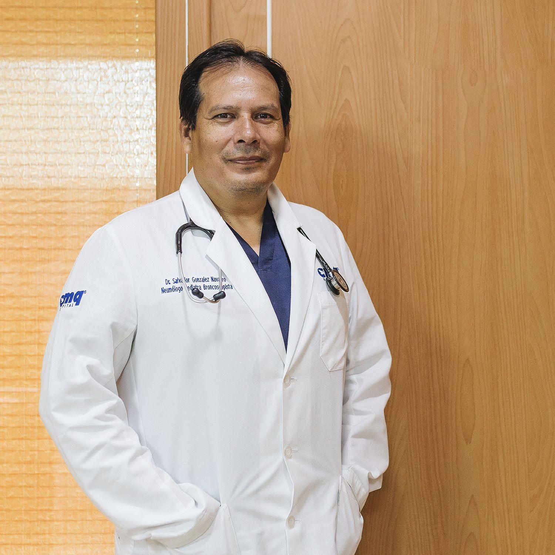 Dr. Salvador González, Neumólogo Pediatra en Puerto Vallarta
