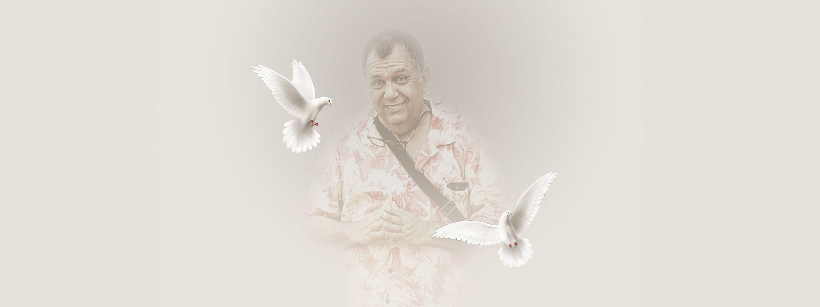 Rendimos homenaje al Dr. Efrén Calderón Ramírez, un hombre que vino a servir y a amar